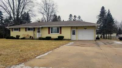 Stevens Point WI Single Family Home For Sale: $134,900