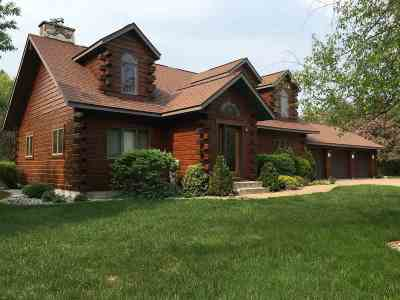 Wisconsin Rapids Single Family Home Active - With Offer: 4610 76th Street South