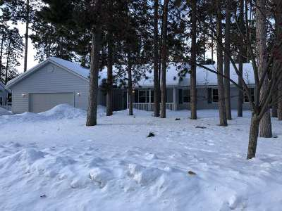 Stevens Point WI Single Family Home Active - With Offer: $234,900