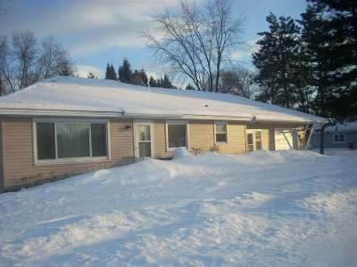 Mosinee Single Family Home Active - With Offer: 702 11th Street