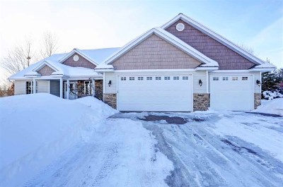 Wausau Single Family Home Active - With Offer: 214 Aspen Grove Lane