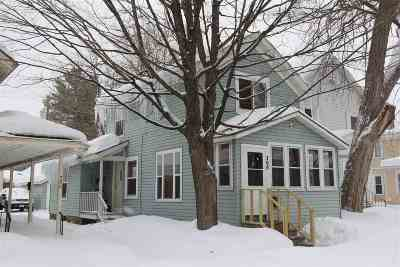 Wausau Single Family Home Active - With Offer: 708 Washington Street