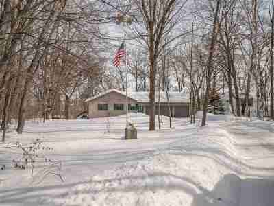 Marathon County, Portage County Single Family Home Active - With Offer: 204717 Lake Drive
