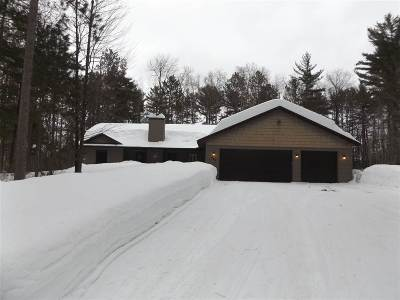 Tomahawk Single Family Home Active - With Offer: 429 Esker Heights Drive