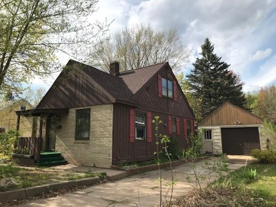Wausau Single Family Home For Sale: 824 E Wausau Avenue
