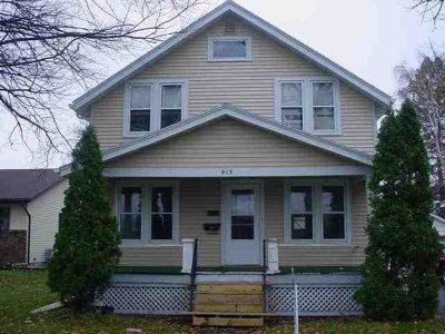 Wausau Multi Family Home For Sale: 913 Single Avenue