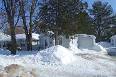 Stevens Point WI Single Family Home Active - With Offer: $69,900