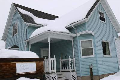 Wausau Single Family Home Active - With Offer: 724 Steuben Street