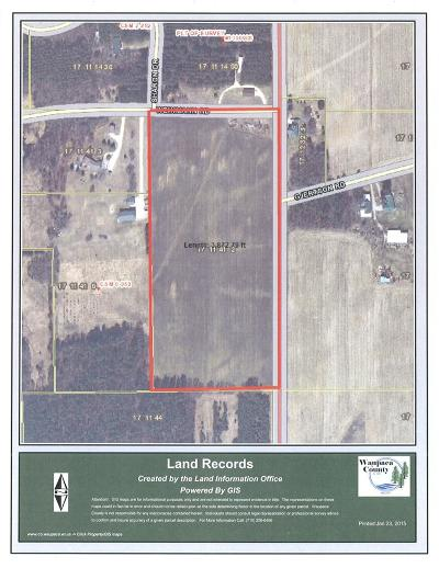 Iola Residential Lots & Land Active - With Offer: State Highway 49