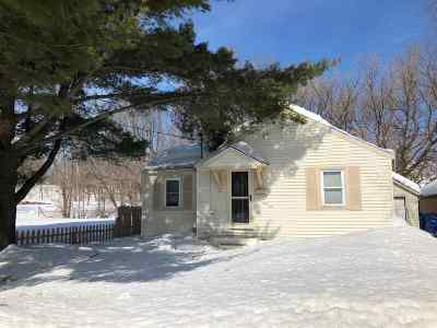 Wausau WI Single Family Home Active - With Offer: $44,900