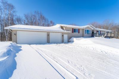 Wausau Single Family Home Active - With Offer: 244722 Sawmill Road