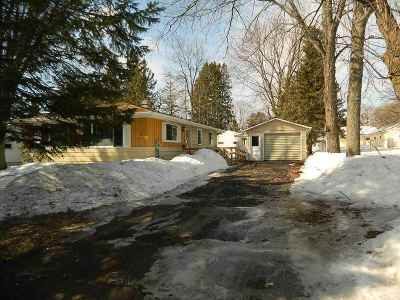 Wausau Single Family Home Active - With Offer: 1520 N 14th Avenue