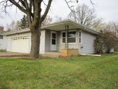 Stevens Point WI Single Family Home For Sale: $164,900