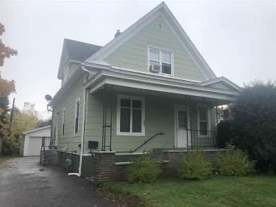 Wausau WI Multi Family Home For Sale: $79,966