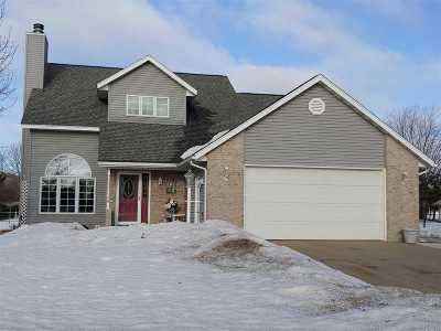 Wausau Single Family Home Active - With Offer: 4202 Bluegill Avenue