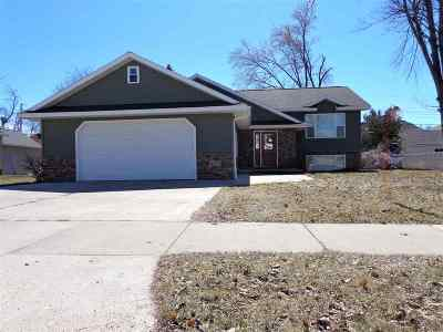 Stevens Point Single Family Home For Sale: 1717 College Avenue