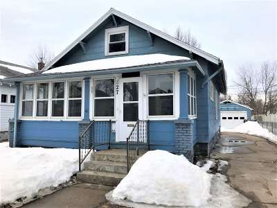 Wausau Single Family Home Active - With Offer: 827 Single Avenue