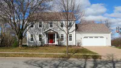 Wausau Single Family Home Active - With Offer: 4010 Pine Tree Road