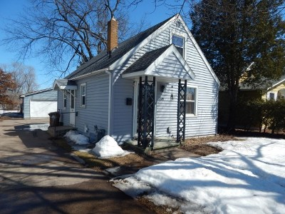 Stevens Point WI Single Family Home For Sale: $60,000
