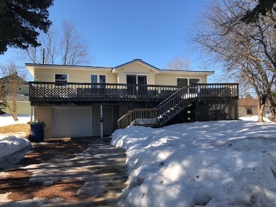 Wausau Single Family Home Active - With Offer: 114 N 9th Avenue