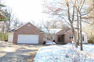 Wisconsin Rapids Single Family Home Active - With Offer: 6330 Ashbury Drive
