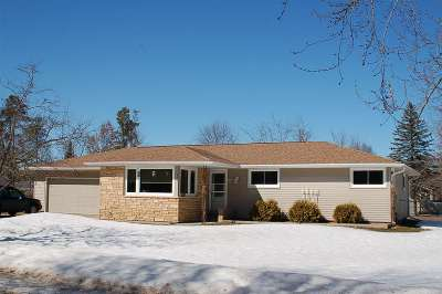 Stevens Point  Single Family Home Active - With Offer: 3300 Yvonne Drive