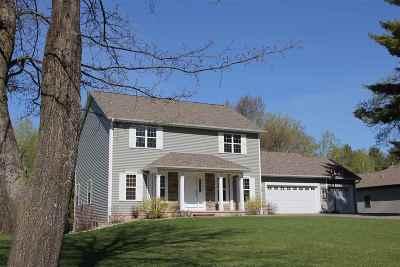 Wausau Single Family Home For Sale: 3718 N 14th Street