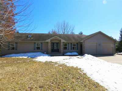 Plover Single Family Home Active - With Offer: 3530 Burr Oak Court