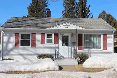 Wausau Single Family Home Active - With Offer: 834 Park Avenue