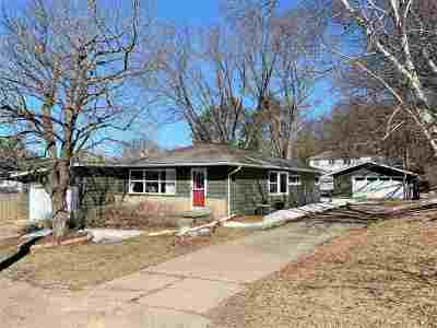 Wausau Single Family Home Active - With Offer: 1228 Townline Road