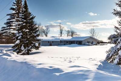Wausau Single Family Home Active - With Offer: 231228 Business Park Drive