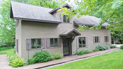 Single Family Home For Sale: 9303 N Long Lake Road