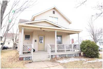 Wausau WI Multi Family Home For Sale: $114,900