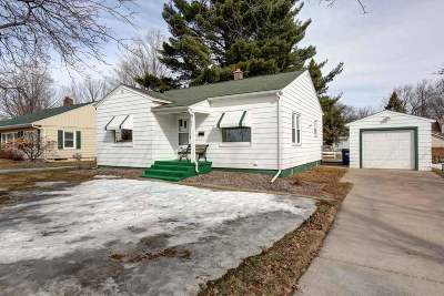 Wausau Single Family Home Active - With Offer: 146 Lake View Drive