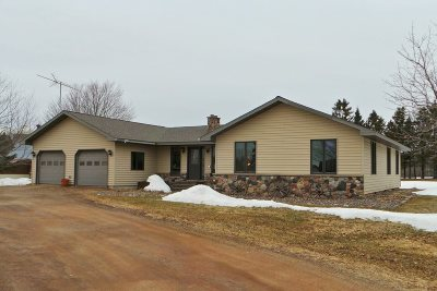 Rib Lake Single Family Home Active - With Offer: W2424 State Highway 102