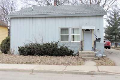 Stevens Point Single Family Home For Sale: 424 Union Street