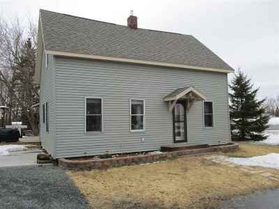Stetsonville Single Family Home For Sale: N550 Gibson Drive