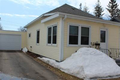 Merrill Single Family Home Active - With Offer: 607 W 2nd Street