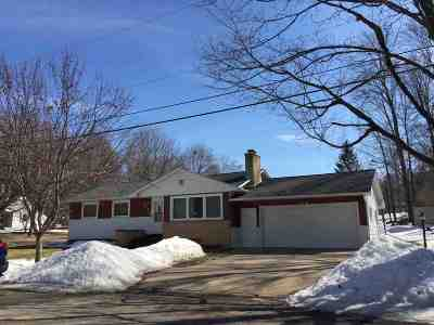 Wausau Single Family Home Active - With Offer: 2715 N 9th Street