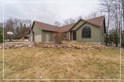 Wausau Single Family Home Active - With Offer: 4302 Canvasback Lane