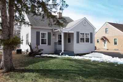Wausau Single Family Home Active - With Offer: 711 Ross Avenue
