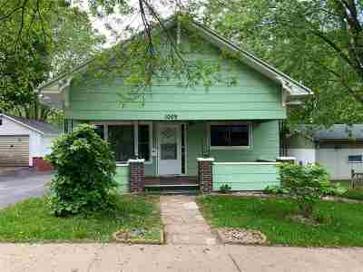 Wausau Single Family Home For Sale: 1009 Sumner Street