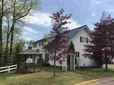Rib Lake Single Family Home Active - With Offer: 510 Lake Street