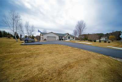 Wausau Single Family Home Active - With Offer: 5701 Falcon Drive