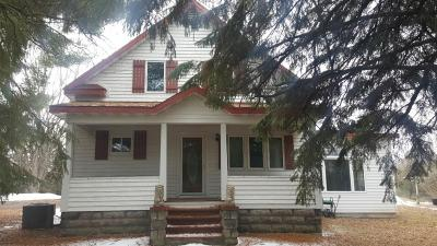 Merrill Single Family Home Active - With Offer: N952 County Road W