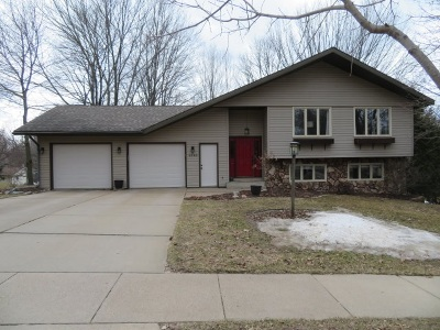 Wausau Single Family Home For Sale: 4048 Hilltop Road