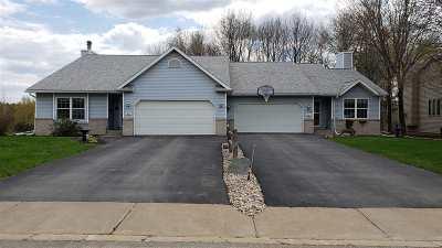 Mosinee Multi Family Home For Sale: 804 & 806 Stone Ridge Drive