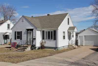 Wausau Single Family Home Active - With Offer: 223 N 10th Avenue