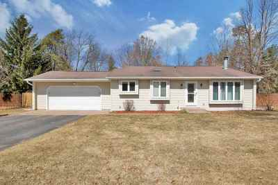 Plover Single Family Home Active - With Offer: 2140 Plover Springs Drive