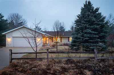 Plover Single Family Home For Sale: 3360 Mirage Circle
